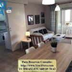 Salón - Playa de Baria 2 - Vera Playa - Almería