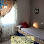 Dormitorio Tercero - Playa de Baria 2 - Vera Playa - Almería
