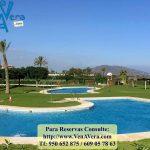 Piscina - Urbanización Playa de Baria 2 - Vera Playa - Almería
