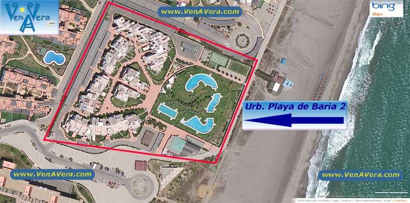 Vista-Satélite-Playa-Baria-2