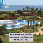 Reservas y alquiler de apartamentos de lujo en Vera Playa Costa de Almería
