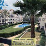 Terraza - Altos Nuevo Vera - Vera Playa - Almería