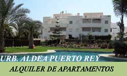 Alquiler de Apartamentos en Vera Playa por Urbanización La Aldea de Puerto Rey