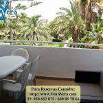 Terraza - Apartamento 2 Dormitorios - La Aldea de Puerto Rey - Vera Playa - Almería
