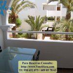Terraza - Apartamento 1 Dormitorio - La Aldea de Puerto Rey - Vera Playa - Almería