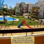 Vistas Terraza - Lomas de Mar I - Vera Playa - Almería