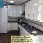 Cocina - Apartamento 2 Dormitorios - La Aldea de Puerto Rey - Vera Playa - Almería