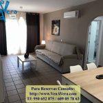 Salón - Apartamento 2 Dormitorios - La Aldea de Puerto Rey - Vera Playa - Almería
