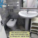 Baño Principal - Apartamento 2 Dormitorios - La Aldea de Puerto Rey - Vera Playa - Almería