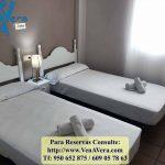 Dormitorio Segundo - Apartamento 2 Dormitorios - La Aldea de Puerto Rey - Vera Playa - Almería