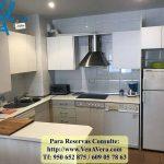 Cocina - Apartamento 1 Dormitorio - La Aldea de Puerto Rey - Vera Playa - Almería