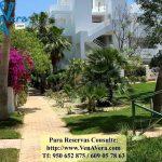 Jardines Urbanización La Aldea de Puerto Rey - Vera Playa - Costa de Almería
