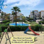 Columpios - Urbanización Lomas del Mar I - Vera Playa - Almería