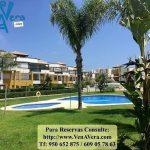 Piscina - Urbanización Lomas del Mar I - Vera Playa - Almería