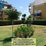 Jardines - Urbanización Lomas del Mar I - Vera Playa - Almería