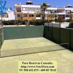 Pista de Pádel - Urbanización Lomas del Mar I - Vera Playa - Almería