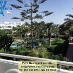 Vistas Terraza - Apartamento 2 Dormitorios - La Aldea de Puerto Rey - Vera Playa - Almería