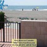 Salida Directa a la Playa - Urbanización Playa de Baria 2 - Vera Playa - Almería