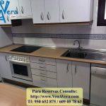 Cocina A_E2-1C - Altos Nuevo Vera - Vera Playa - Almería