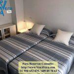 Dormitorio Principal A_E2-1C - Altos Nuevo Vera - Vera Playa - Almería
