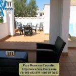 Terraza F2-2B - Jardines Nuevo Vera - Vera Playa - Almería