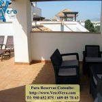Terraza Solarium A_H1-3B - Altos Nuevo Vera - Vera Playa - Almería
