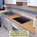Cocina D3-0B - Jardines Nuevo Vera - Vera Playa - Almería