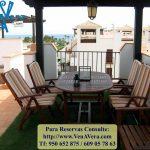 Terraza Solarium H2-2D - Jardines Nuevo Vera - Vera Playa - Almería