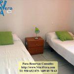 Dormitorio Segundo I3-1D - Jardines Nuevo Vera - Vera Playa - Almería
