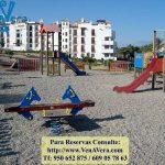 Columpios - Altos Nuevo Vera - Vera Playa - Almería