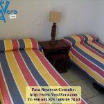 Dormitorio Segundo H2-2D - Jardines Nuevo Vera - Vera Playa - Almería