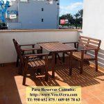 Terraza K3-1B - Jardines Nuevo Vera - Vera Playa - Almería