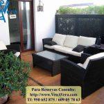 Terraza jardín C1-0A- Jardines Nuevo Vera - Vera Playa - Almería