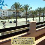 Vistas Terraza A_E2-1C - Altos Nuevo Vera - Vera Playa - Almería