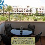 Terraza I3-1B - Jardines Nuevo Vera - Vera Playa - Almería