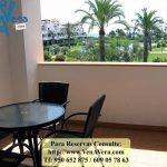 Terraza G3-1A - Jardines Nuevo Vera - Vera Playa - Almería