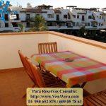 Terraza I4-2C - Jardines Nuevo Vera - Vera Playa - Almería