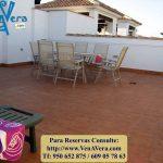 Terraza Solarium I4-2C - Jardines Nuevo Vera - Vera Playa - Almería
