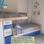 Dormitorio Tercero J6-0A - Jardines Nuevo Vera - Vera Playa - Almería