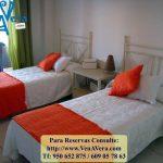 Dormitorio E1-1C - Jardines Nuevo Vera - Vera Playa - Almería
