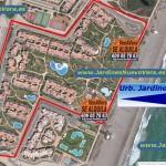 Vista Aérea - Jardines Nuevo Vera - Vera Playa - Almería