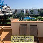 Terraza M2-1B - Jardines Nuevo Vera - Vera Playa - Almería