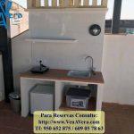 Terraza Solarium J2-2C - Jardines Nuevo Vera - Vera Playa - Almería