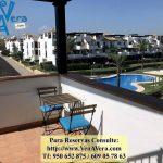 Terraza J2-2C - Jardines Nuevo Vera - Vera Playa - Almería