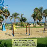 Columpios - Jardines Nuevo Vera - Vera Playa - Almería