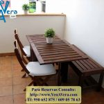 Terraza H2-1A - Jardines Nuevo Vera - Vera Playa - Almería