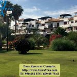 Vistas Urbanización Jardines de Nuevo Vera Vera Playa - Costa de Almería