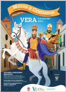Vacaciones en Vera Playa Fiestas Moros y Cristianos 2018