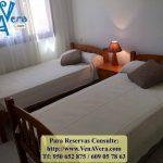 Dormitorio Segundo E1-0C - Jardines Nuevo Vera - Vera Playa - Almería