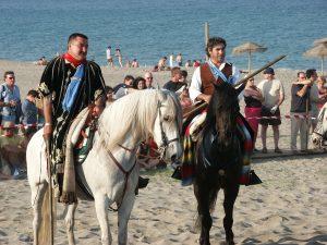 Fiestas Moros y Cristianos Mojácar